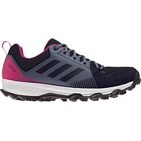 adidas TERREX TraceRocker GTX Trail-Running Shoes Women Tech Ink/Legend Ink/Real Magenta
